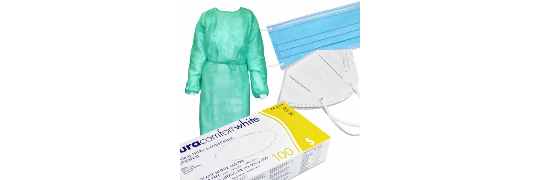 Medizinische Schutzbekleidung
