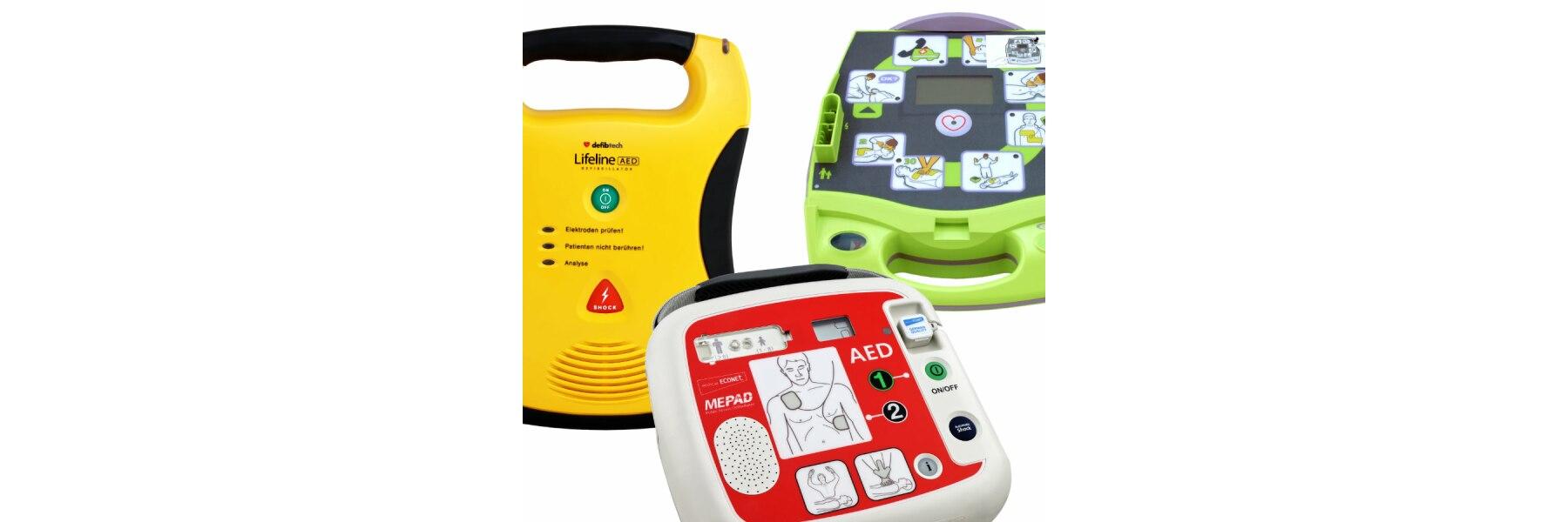 AED Defibrillatoren