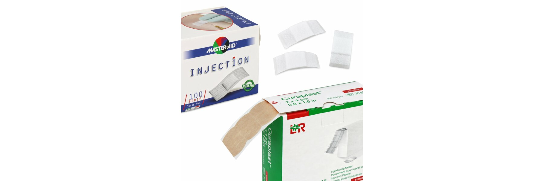 Injektionspflaster