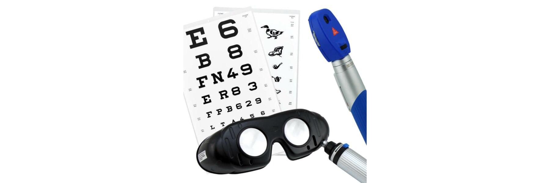 Augenarztbedarf