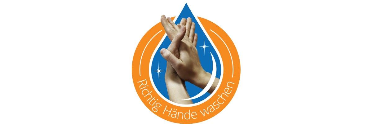 Hände richtig waschen & sich vor Keimen schützen - Hände richtig waschen & desinfizieren | medplus Blog
