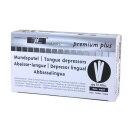 Holzmundspatel im Spenderkarton, 100 Stück