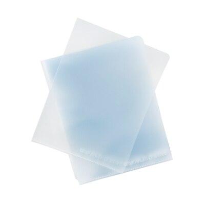 Schutztaschen für Karteikarten DIN A5 quer, 100 Stück