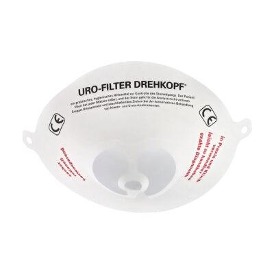 URO Filter, Original Drehkopf, 125 Stück