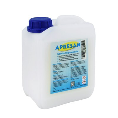 Apresan Spezial Weichspüler, 2 Liter