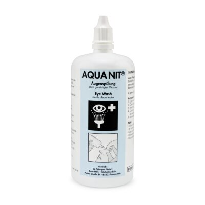 Augen-Sofortspülung Aqua NIT nach DIN EN 15154-4