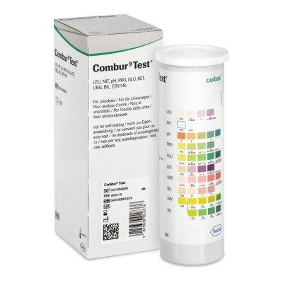 Combur 9 Urinteststreifen, 100 Stück