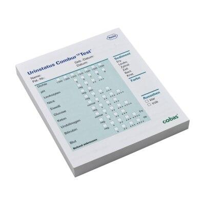 Statusblöcke für Combur 10 Urinteststreifen