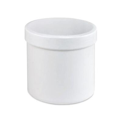 Schraubdose Salbendose, 250 g / 310 ml, weiß