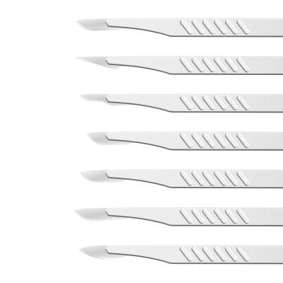 Cutfix Einmal-Skalpelle, 10 Stück