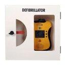 Wandschrank verschließbar für defib Defibrillator