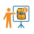 Einweisung nach MPG in Defib Defibrillator