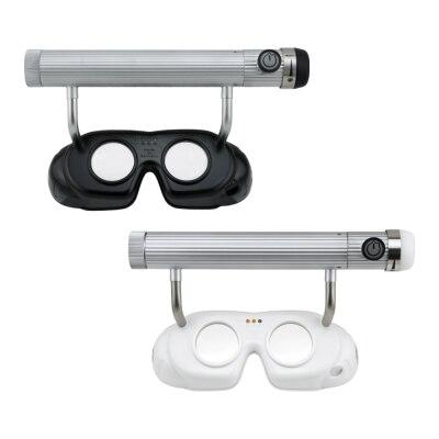 Nystagmusbrille, Frenzelbrille LED