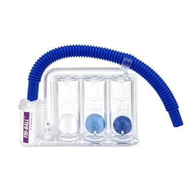 Atemtrainer/Lungentrainer TRI-BALL
