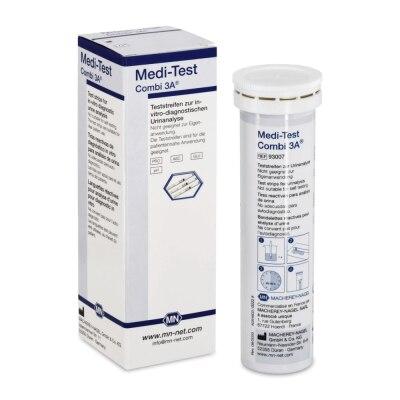 Medi-Test Combi 3A Harnteststreifen, 50 Stück