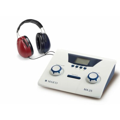 Maico MA 25 Audiometer für Luftleitmessung