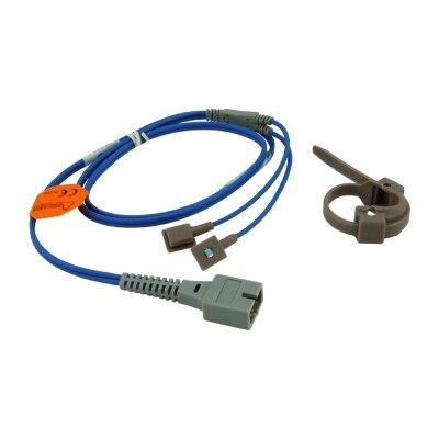Wickelsensor wiederverwendbar für RESQ-Meter Pulsoximeter