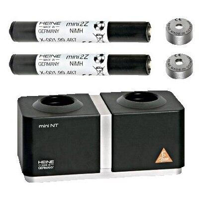 Mini 3000 NT Ladegerät inkl. 2 Batterien & 2 Bodeneinheiten