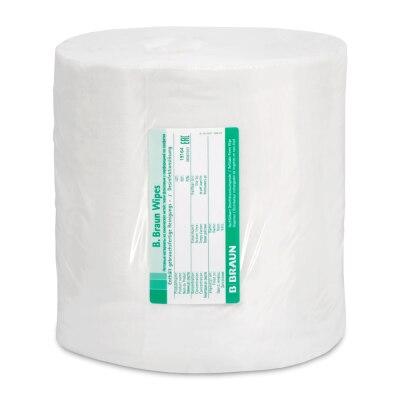 Wipes Tücher 190x360 mm, weiß, 100 Tücher