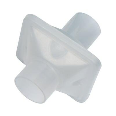 Bakterienfilter / Virenfilter Spirometer, transluzent