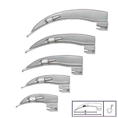 Laryngoskopspatel ri-standard nach MacIntosh Riester