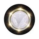 LED-Dermatoskop LuxaScope   Kontaktscheibe mit Skala
