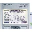 Zemo VML-GK2 Telematik-Kartenleser
