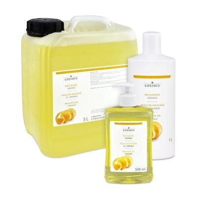CosiMed Massageöl Orange