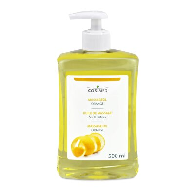 CosiMed Massageöl Orange | 500 ml