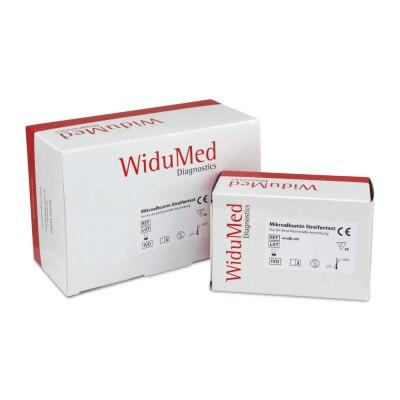 Mikroalbumin Urinteststreifen