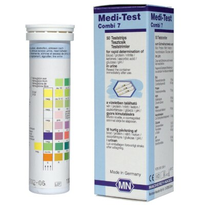 Medi-Test Combi 7 Urinteststreifen