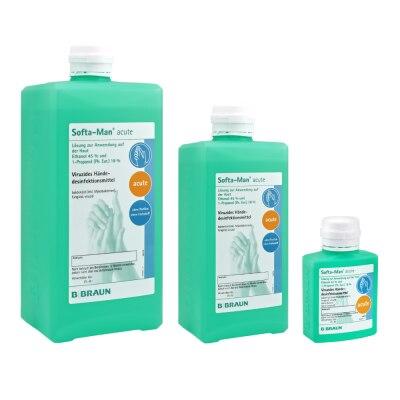 Softa Man Acute Händedesinfektionsmittel