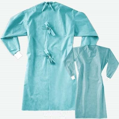 OP Kittel / OP Mantel steril -L- Foliodress Comfort Basic