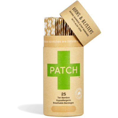 PATCH Bambus-Pflaster mit Aloe Vera