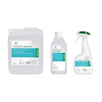 Descosept sensitive Flächendesinfektionsmittel