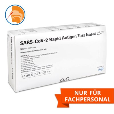 Roche SARS-CoV-2 Nasaler Antigentest