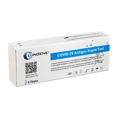 Clungene COVID-19 Antigen-Selbsttest, 5 Stück