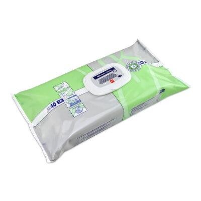 Mikrobac Tissues Desinfektionstücher XXL, 40 Stück