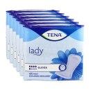 TENA Lady Super Einlagen   6 x 30 Stück
