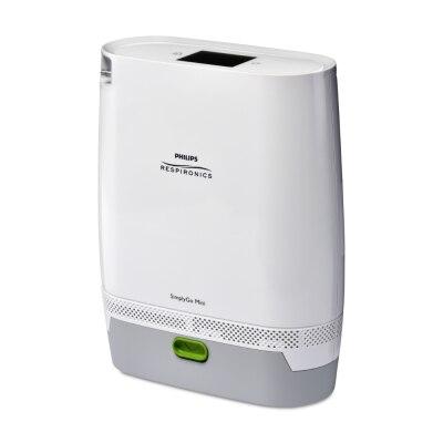 SimplyGo Mini Sauerstoffkonzentrator mit erweitertem Akku