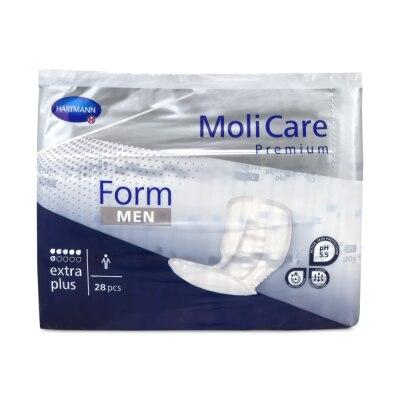 MoliCare Premium Form MEN extra plus 6 Tropfen Inkontinenzeinlagen