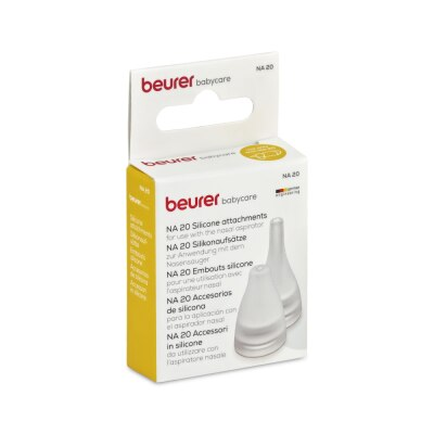 Beurer NA 20 Silikonaufsätze-Nachkaufset