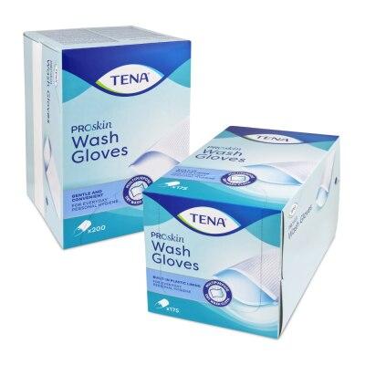 TENA ProSkin Wash Gloves