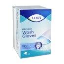 TENA ProSkin Wash Gloves, 175 Stück | mit Folie