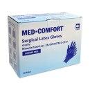 Med-Comfort Latex-OP-Handschuhe, puderfrei, 100 Stück