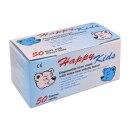 Ampri HAPPY KIDS Mundschutz für Kinder, 50 Stück