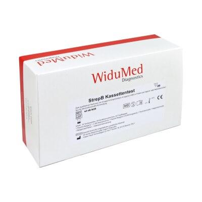 Streptokokken B Kassettentest, 20 Stück