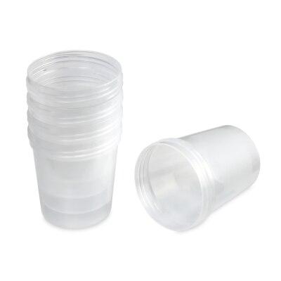 Urinbecher ohne Deckel, 125 ml, 1000 Stück