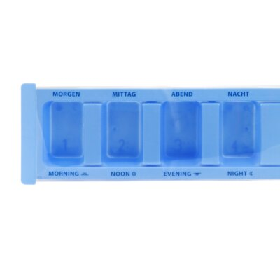 Medikamentendispenser für Tagesmedikation