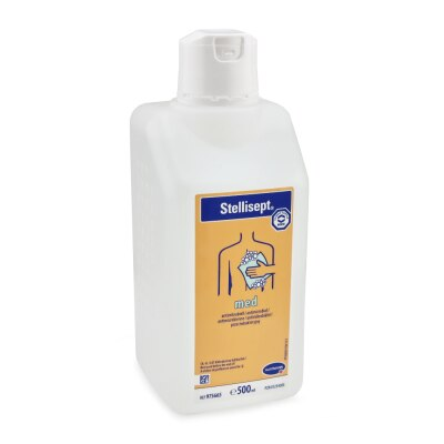 Stellisept med antimikrobielle Waschlotion, 500 ml